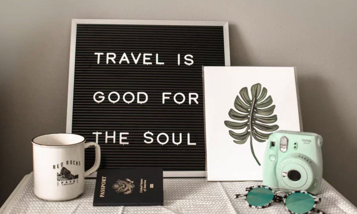 Plan for your future by prioritizing things such as travel