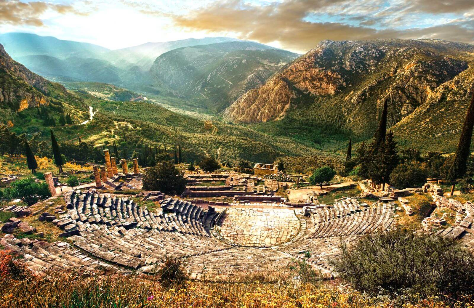Magnificent Delphi